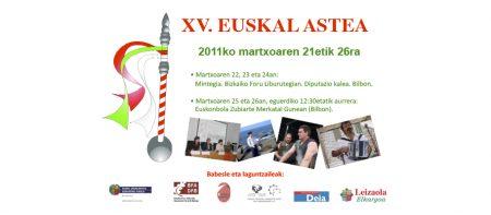 XV Euskal Astea