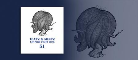 Idatz & Mintz literatur aldizkariaren zenbaki barria