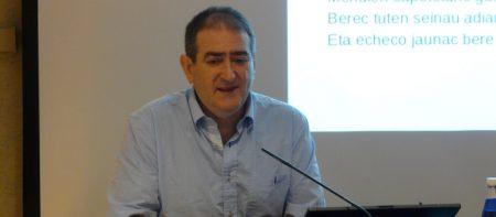 Jabier Kalzakorta euskaltzain oso barria
