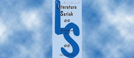 Azkue Sariak 2013