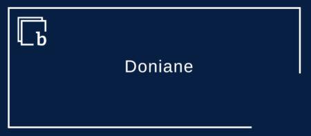 Doniane eta Doniane: Sanjuanak gurean