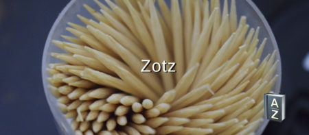Hiztegia 7: Zotz