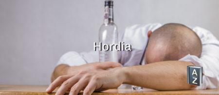 Hiztegia 9: Hordia