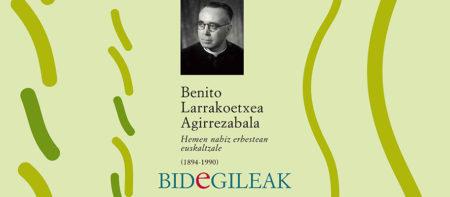 Bizkaiko literatura: Bedita Larrakoetxea