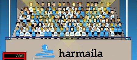 Harmaila, lehenengo kirol-aldizkaria euskeraz