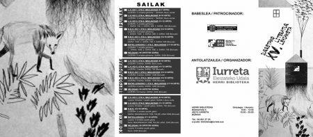 Iurretako XV. literatur lehiaketa