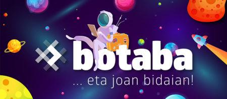 Badator 'Botaba' lehiaketaren edizino barria
