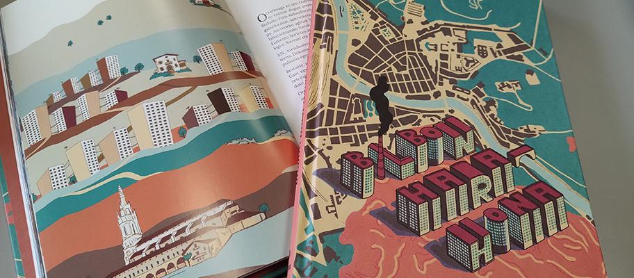Bilbori buruzko liburu barria